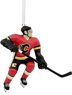 Hallmark Christmas Ornament NHL Calgary Flames, Calgary Flames, Calgary Flames