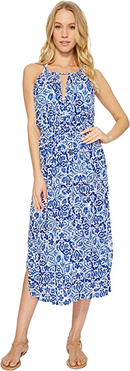 Talavera Midi Dress Cover-Up