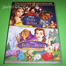 Pack 2 peliculas: La Bella y la Bestia + El mundo mágico de Bella DVD