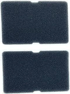 2 er Set Beko Grundig Blomberg ElektraBregenz | 240 x 150 x 10mm | Flusensieb Fusselfilter 2964840100 Schaumfilter