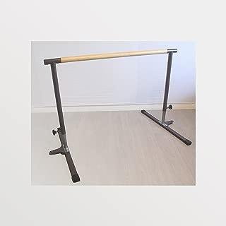 BananaBarre Ballet Barre, Pilates Barre, 4 ft x 1.5