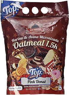 Max Protein American Snacks Harina de Avena con Sabores - 1500 gr
