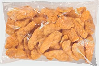 Tyson Fully Cooked, Portioned Chicken Breast Tender Fritters, Waffle Style, 10 lb