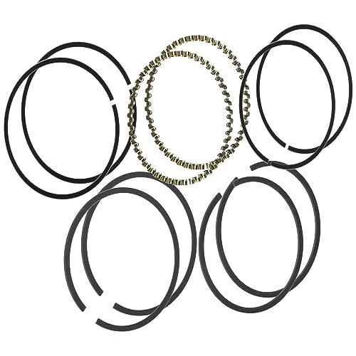 piston ring set amazon 67 Mustang 6 Cylinder hastings 6164030 2 cylinder piston ring set