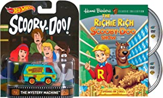 The Richie Rich/Scooby-Doo Show DVD & Mystery Van Cartoon Deluxe Set