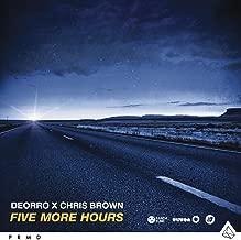 Best chris brown & deorro five more hours Reviews