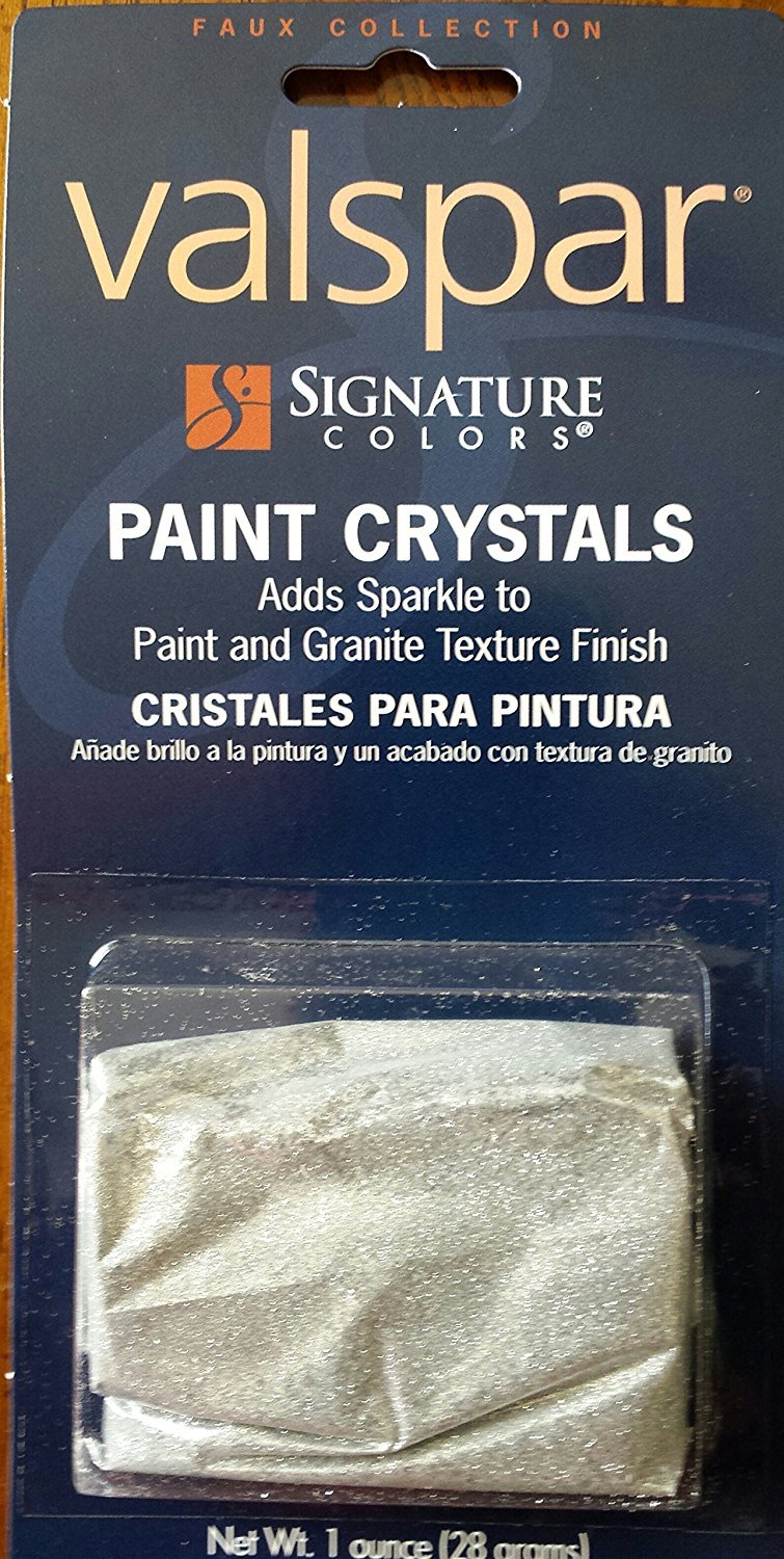 Valspar Signature Colors 1 Oz. Interior Silver Paint Crystals  sc 1 st  Amazon.com & Valspar Interior Paint: Amazon.com