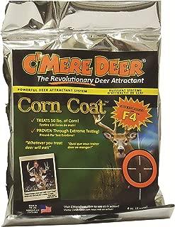 C'mere Deer Corn Coat Deer Attractant System, Includes (3) 4oz. Packets
