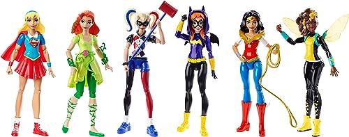 preferente DC Comics DC DC DC Super Hero Girls Ultimate Collection 6 Action Figure by DC Comics  tomamos a los clientes como nuestro dios