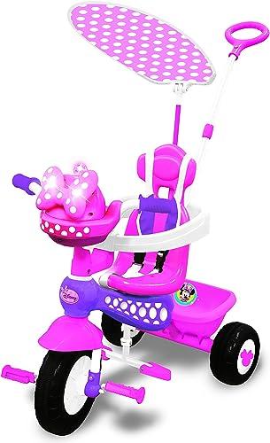 minoristas en línea Kiddieland Disney Minnie Mouse Mouse Mouse Push N' Ride Trike by Kiddieland Toys Limited  autentico en linea