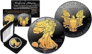 black ruthenium coins