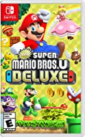 New Super Mario Bros. U™ Deluxe Switch