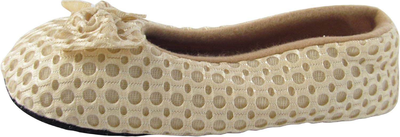 J.ANN Women's 1Pair or 2Pair Pack Cozy Slipper Sock, Non Slip, Foot Size:24-25 cm