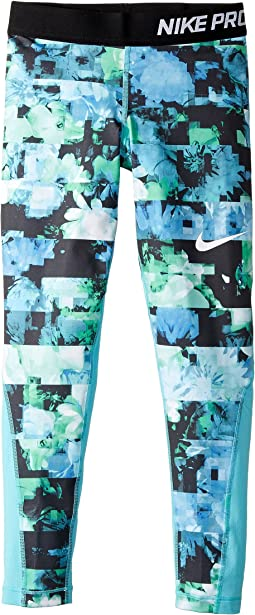 Nike Kids - Pro Print Tight (Little Kids/Big Kids)