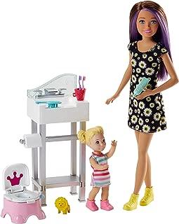 Barbie Skipper Babysitters Inc. Training Playset