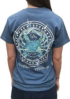 blue crab shirt