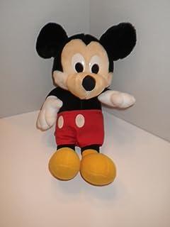 "Plush 14"" Disney's Mickey Mouse"