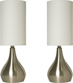 Light Accents Touch Table Lamp - 18