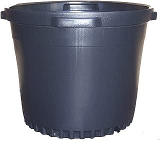 3 NEW Plastic Nursery 15 Gallon Trade POT ~ Actual Volume: 13.4 Gallons