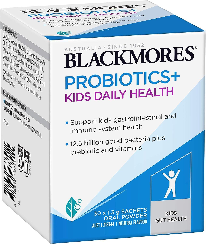 Blackmores Probiotics + Kids Daily (30 Capsules)