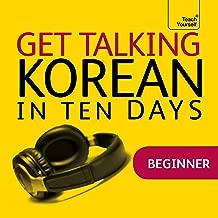 Get Talking Korean in Ten Days