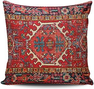 Turkish kilim pillow decorative pillows throw pillow 16 x 16 pillow covers farmhouse pillow Pillow Covers bohemian pillow 001330