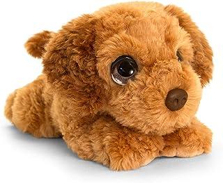 Keel Toys Cachorro de Peluche (47 cm), Color marrón, Talla única (SD2546)