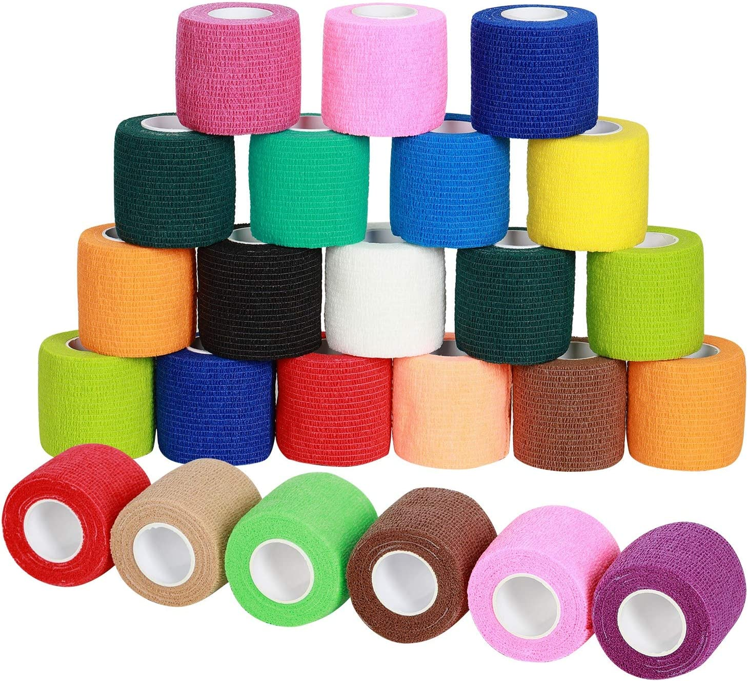 LDS-JL 【18-Pack 2 inch Sale self Adhesive New products world's highest quality popular Vet wrap Bandage