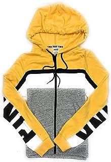 22f467bc0708a Amazon.com: victoria secret pink jackets and hoodies