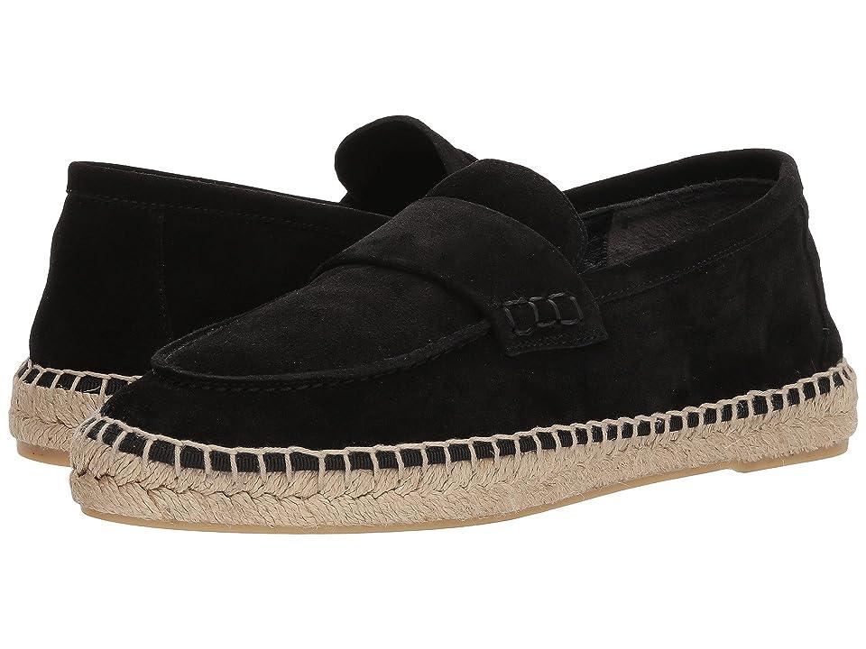 Vince Daria2 (Black Coco Sport Suede) Women's Shoes