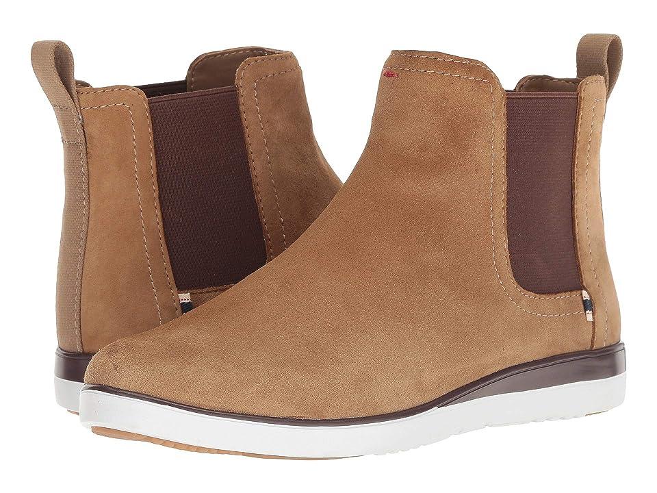 ED Ellen DeGeneres Alvarie Sneaker (Stonewash/Chocolate Brown) Women