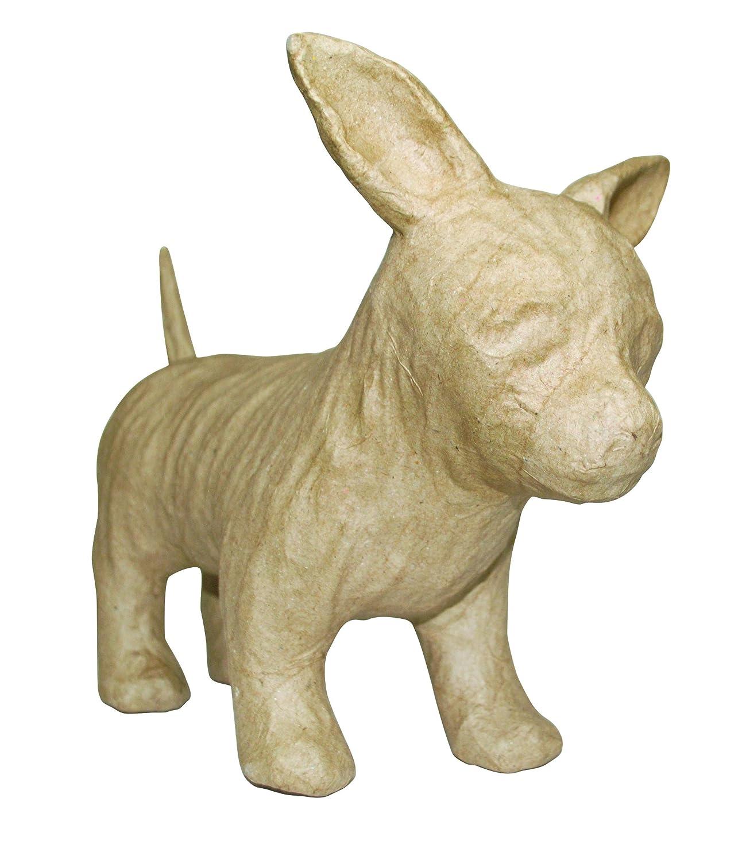 Decopatch SA150 Decoupage Papier Mache Animal Chihuahua