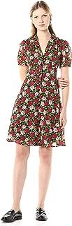 Betsey Johnson Women's Button Front Dress
