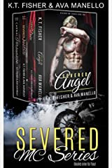 Severed MC Books One to Four Box Set - Biker Romance Kindle Edition