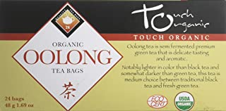 Touch Organic Oolong Tea Bags, 24 count, 1.69 Ounces (1 Box)