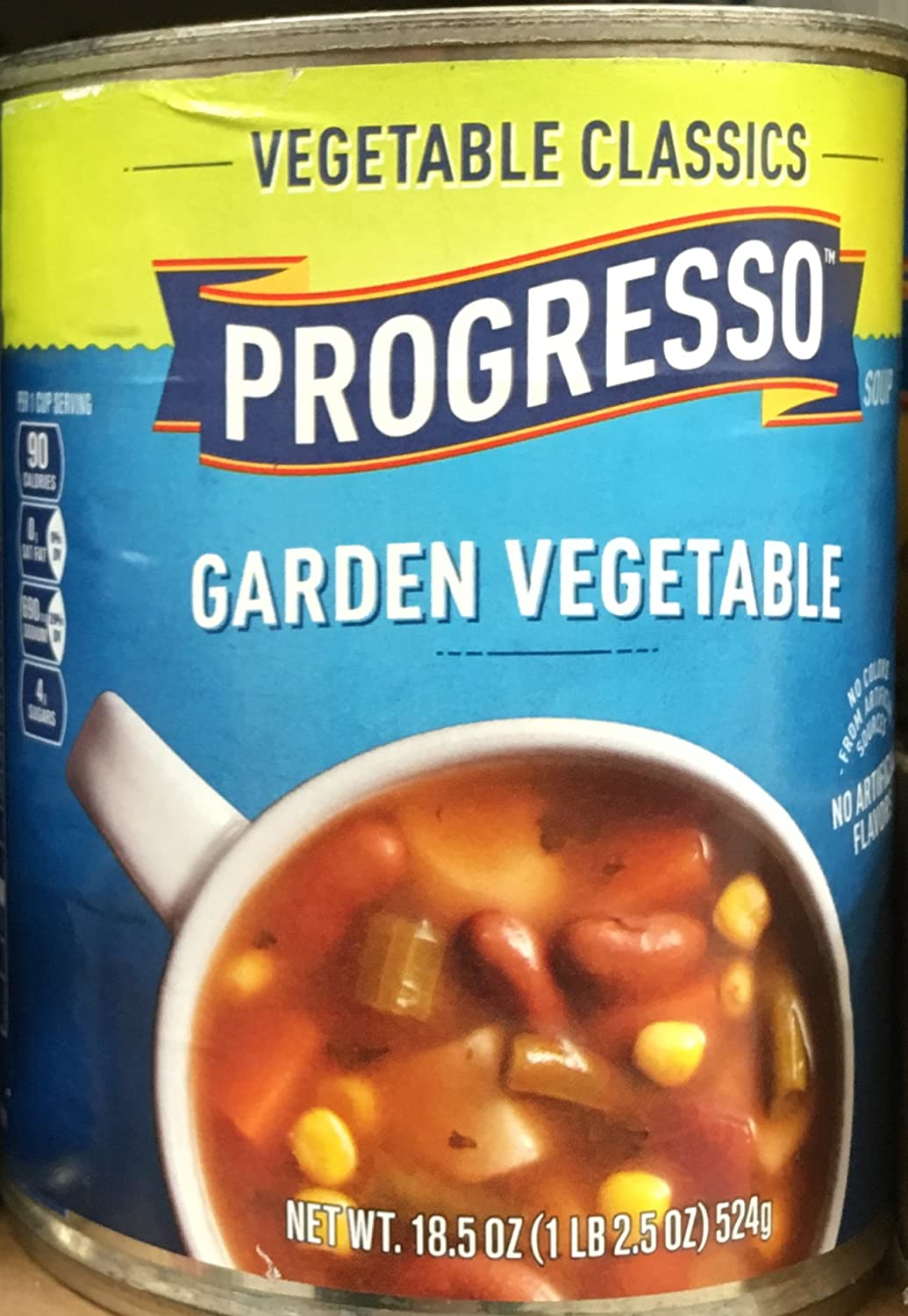 quality assurance Progresso Soup GARDEN VEGETABLE Vegetable 18.5oz Classics Same day shipping 5 Can