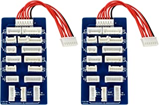 2 PACK All-In-One Lipo Balance Board JST-XH JST-EH TP HP 2-6S - Apex RC Products #1396