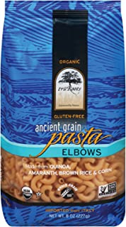 truRoots Ancient Grain Elbow Pasta, 8 Ounce (Pack of 6)