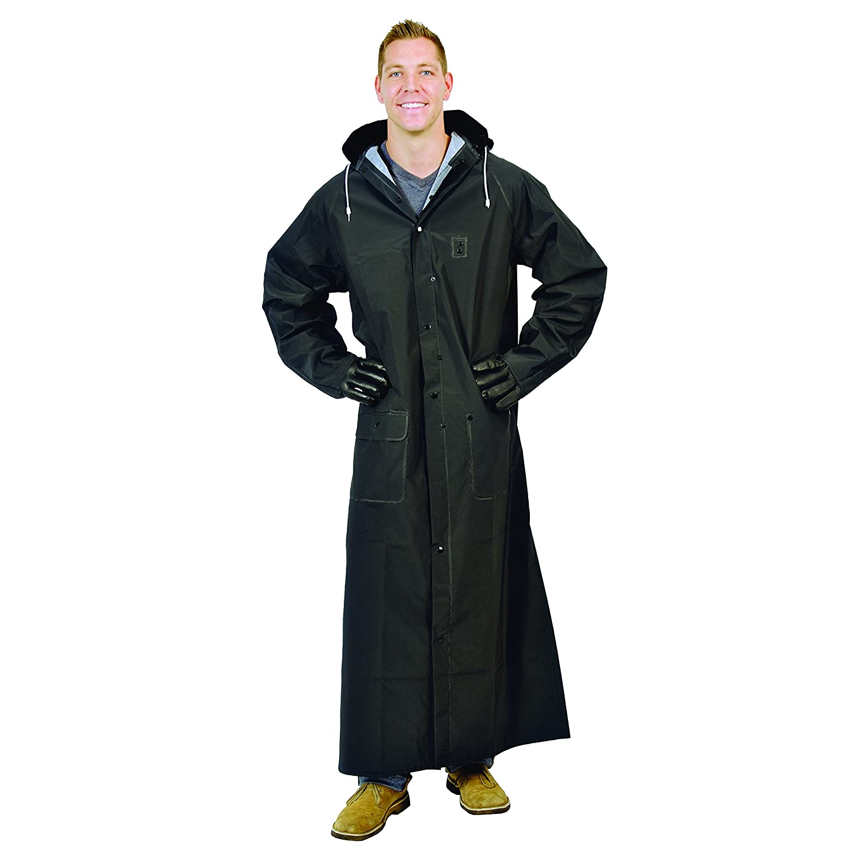 Galeton 12560-XL-BK Repel Rainwear 0.35 mm PVC 60