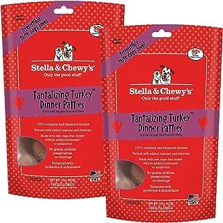 Stella & Chewy's Freeze-Dried Dog Food, Turkey, 30-Ounce