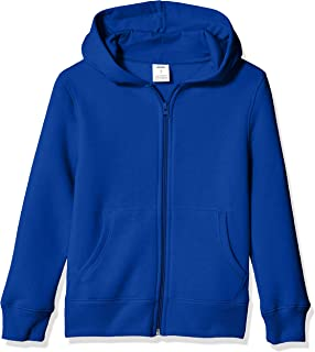 Boy's Fleece Zip-up Hoodie
