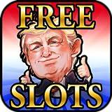 SLOTS: Trump vs. Hillary Clinton Free Slots Games - Play Election 2016 games FREE!