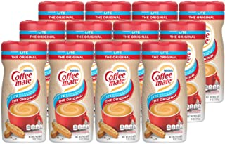 Sponsored Ad - Nestle Coffee mate Coffee Creamer, Original Lite, Powder Creamer, 11 Ounces (Pack of 12)
