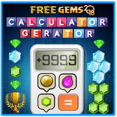 Gems Generator for CoC 2018
