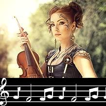 Melodía de violín
