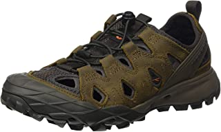 Merrell Choprock Leather Shandal, Zapatillas Impermeables Mujer