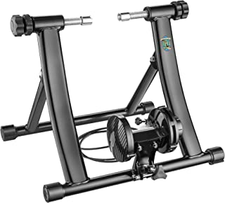 1201 RAD Cycle Products RAD Mag Elite 9 Levels of Resistance Bicycle Trainer Work Out
