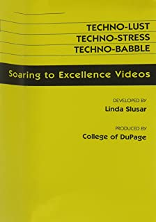 Techno-Lust, Techno-Stress, and Techno-Babble [VHS]