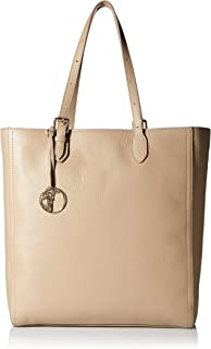 Versace Collection Women's Shopping Tote, Beige/Light Gold