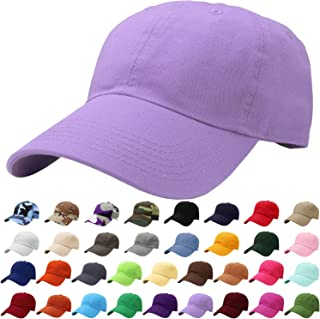 lilac cap